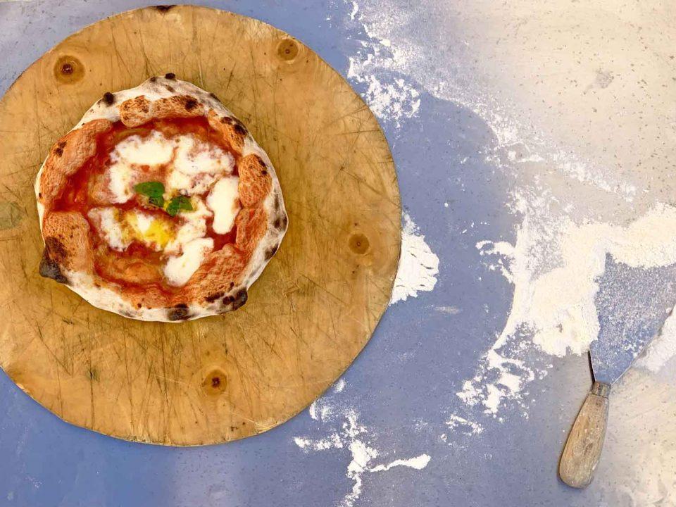 Storia della Pizza Margherita