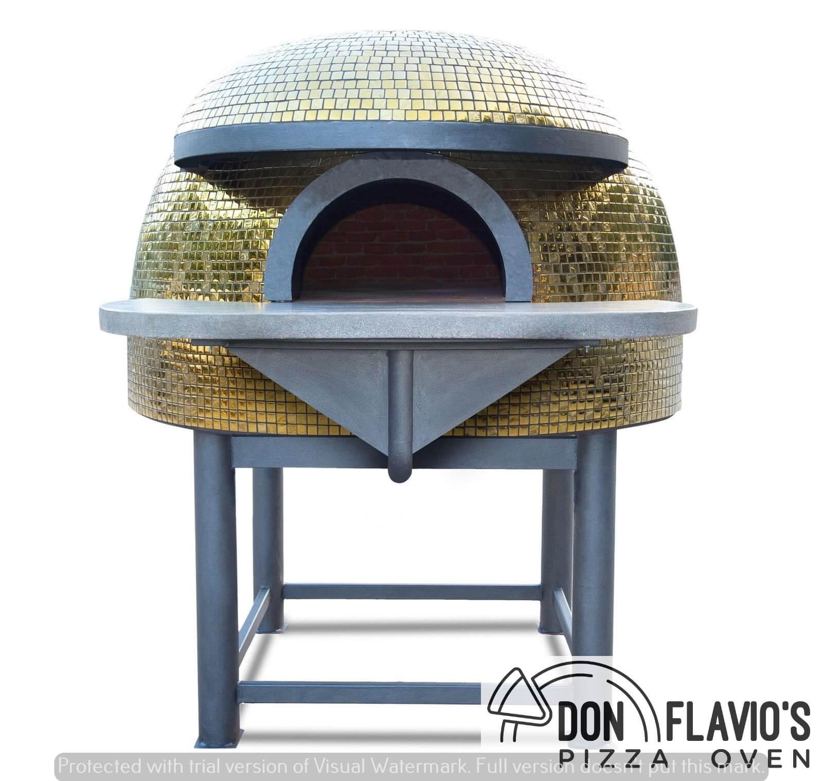italian brik oven mosaic