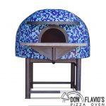 italian wwod fired pizza oven
