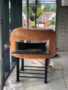napoli pizza oven